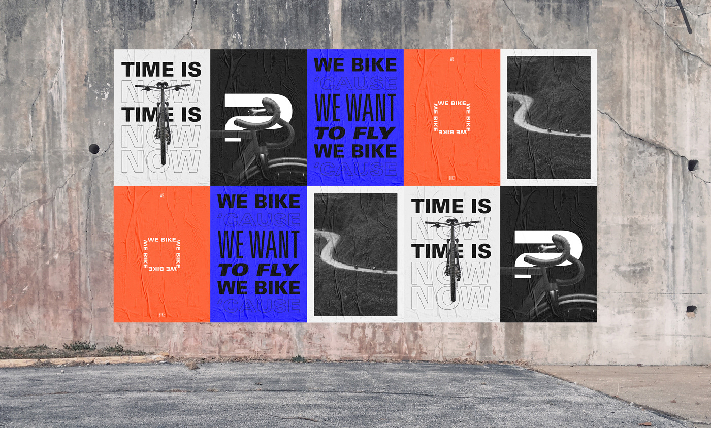 Bike black branding  Cycling design graphicdesign probike road speed sports