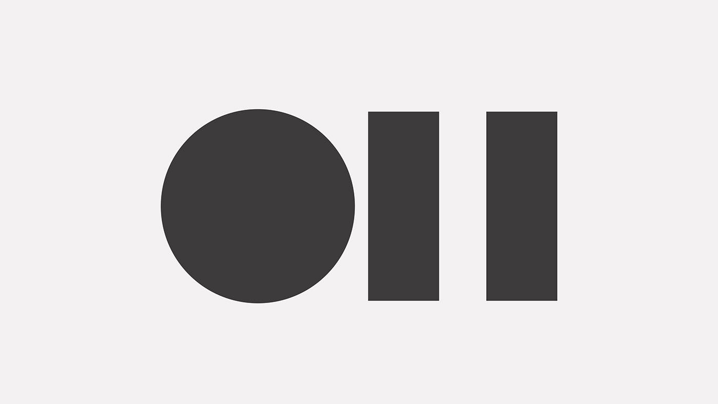 graphic design  logo visual identity black and white branding  identity wordmark