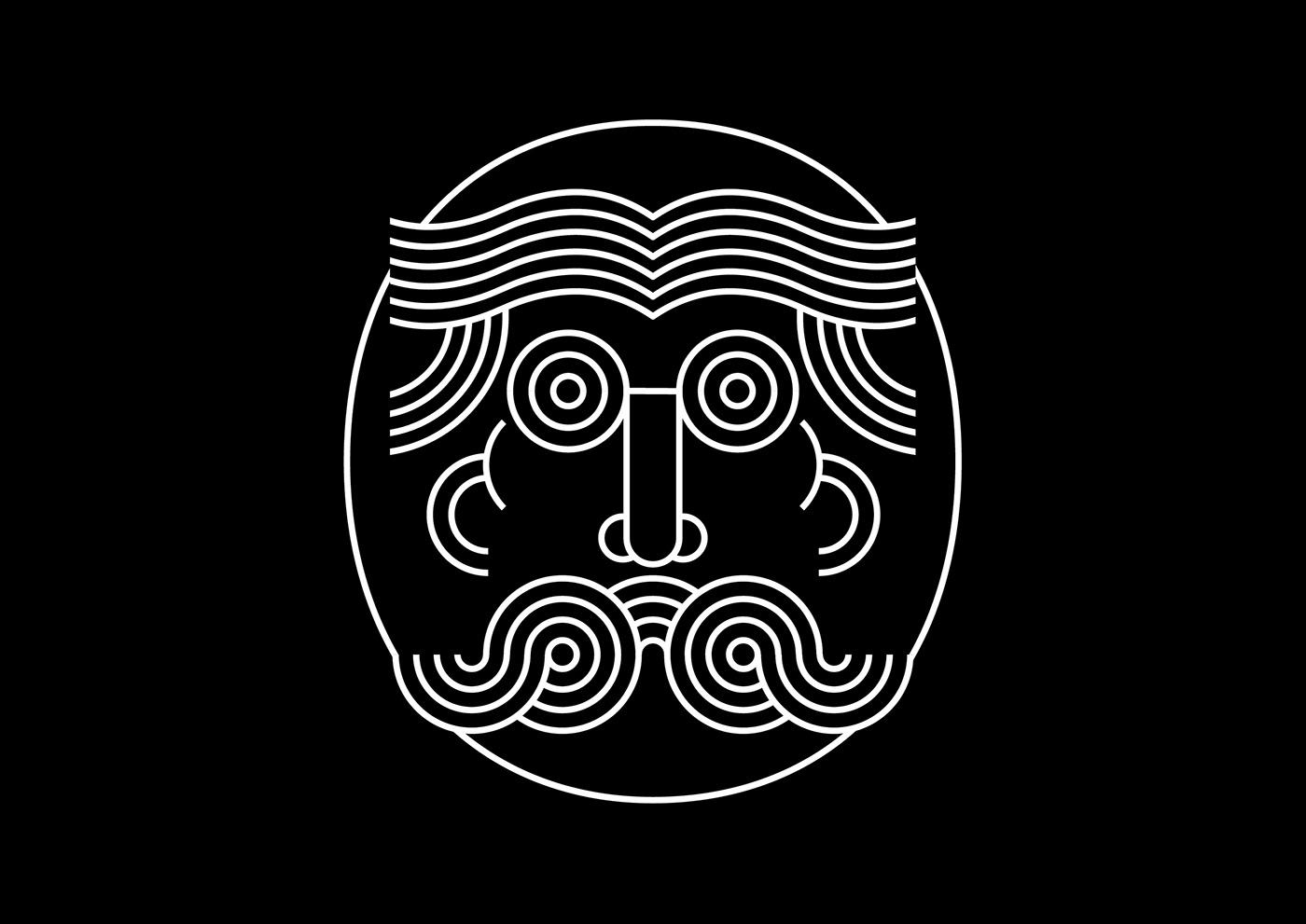 brand identity branding  Coffee graphic design  logo Macao macao design macau package design  untitled macao