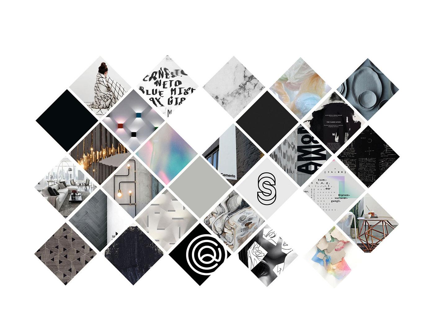 Corporate Identity brand jepson center Savannah museum identity SCAD visual identity iridescent color Stationery sleek modern holographic foil contemporary