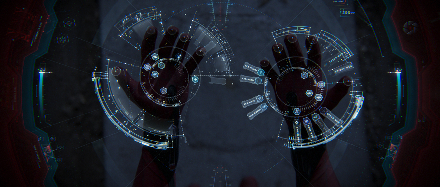 Spider Man Homecoming Gfx Vfx On Behance