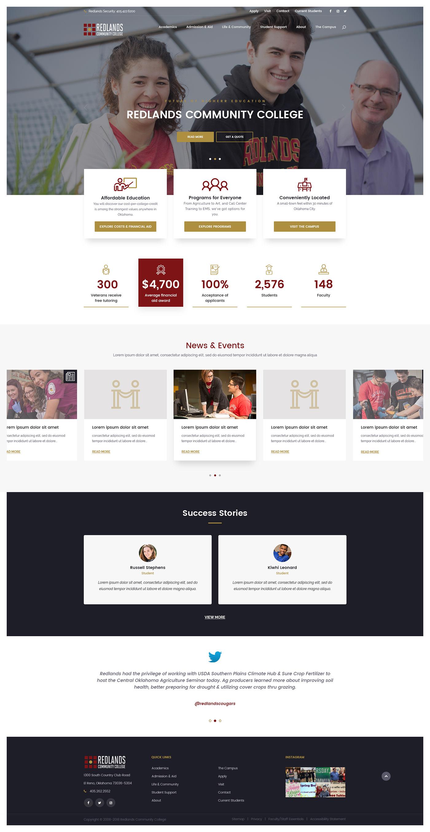 creaive Responsive Web Website Design