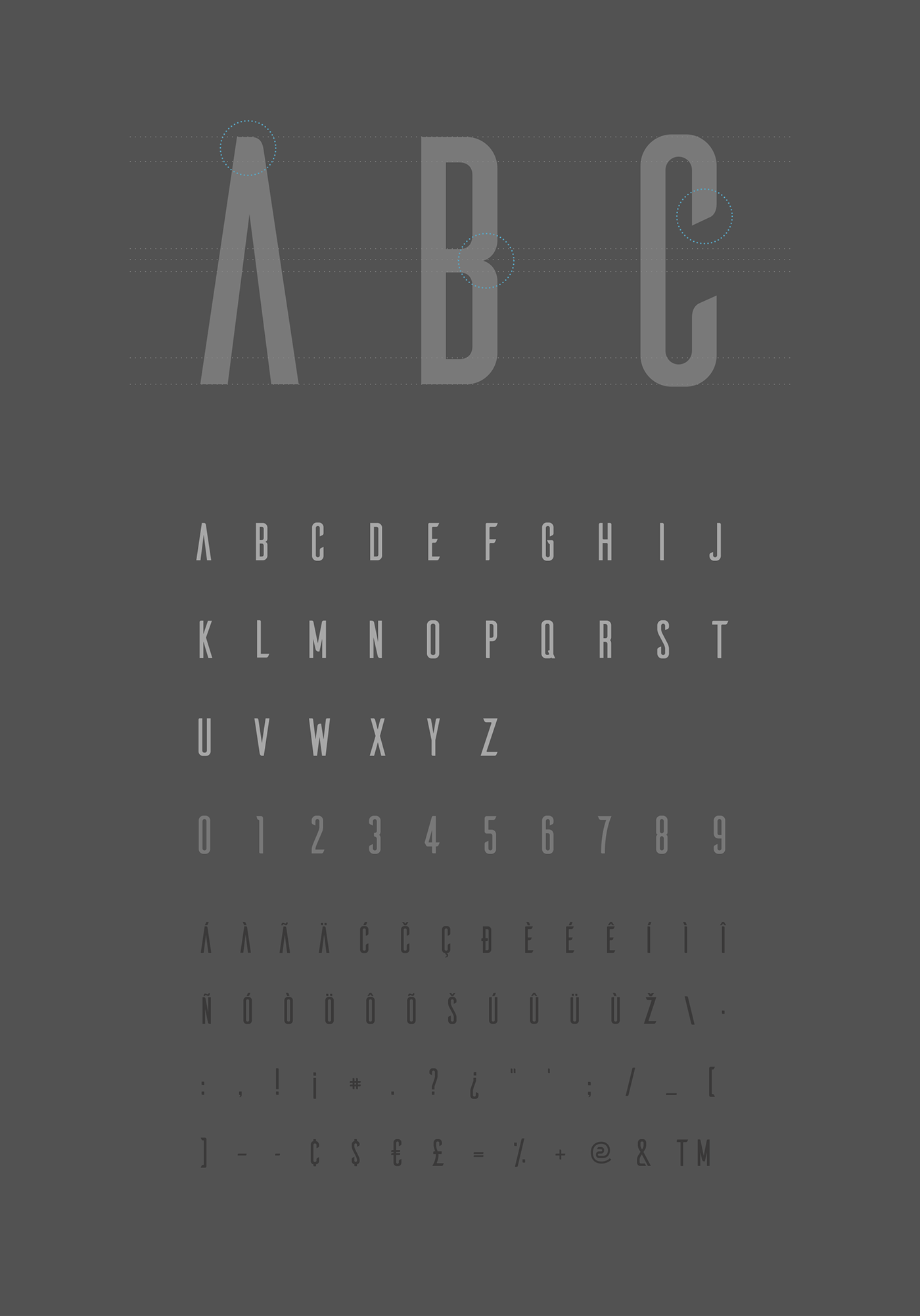 type font tipografia download free display typography tipo Typeface ailerons typography
