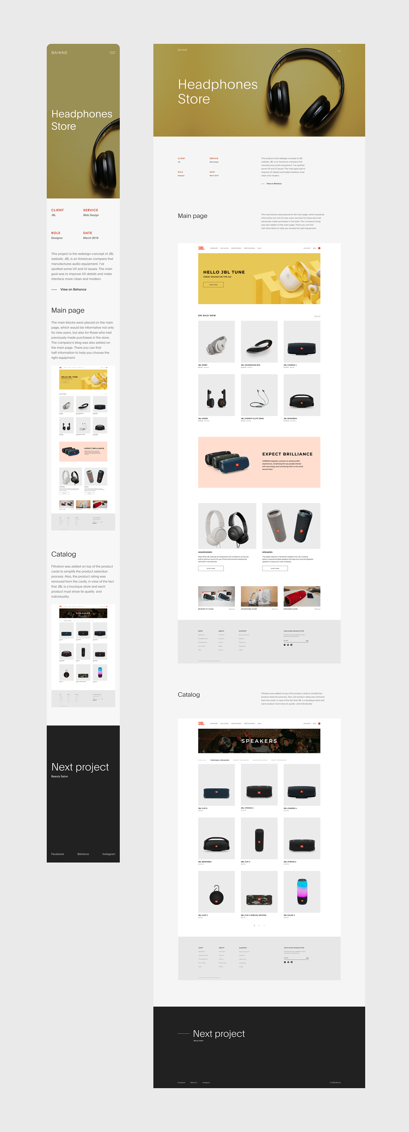 animation  grid interaction minimal portfolio typography   UI ux Web Webdesign