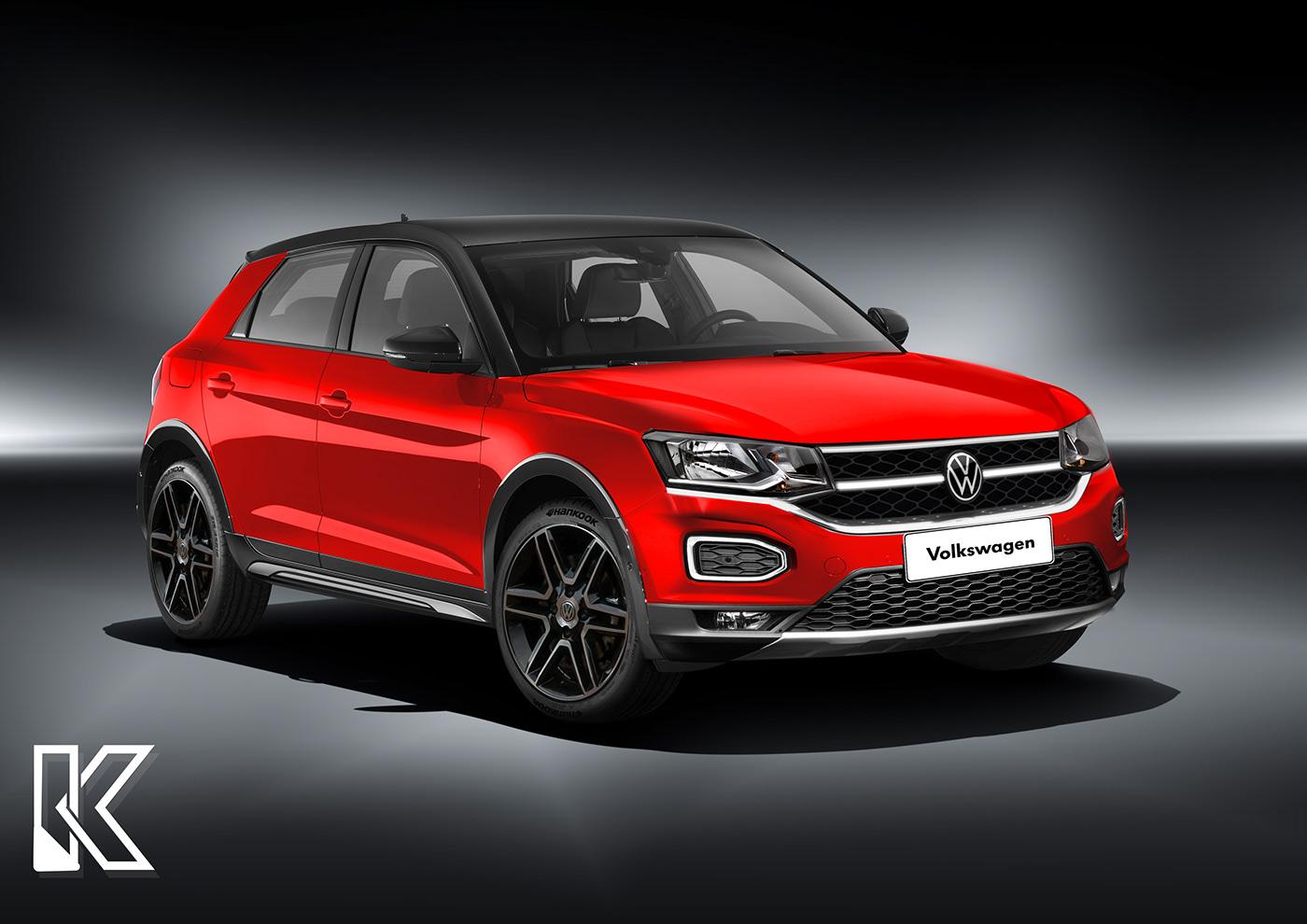 automotive rendering