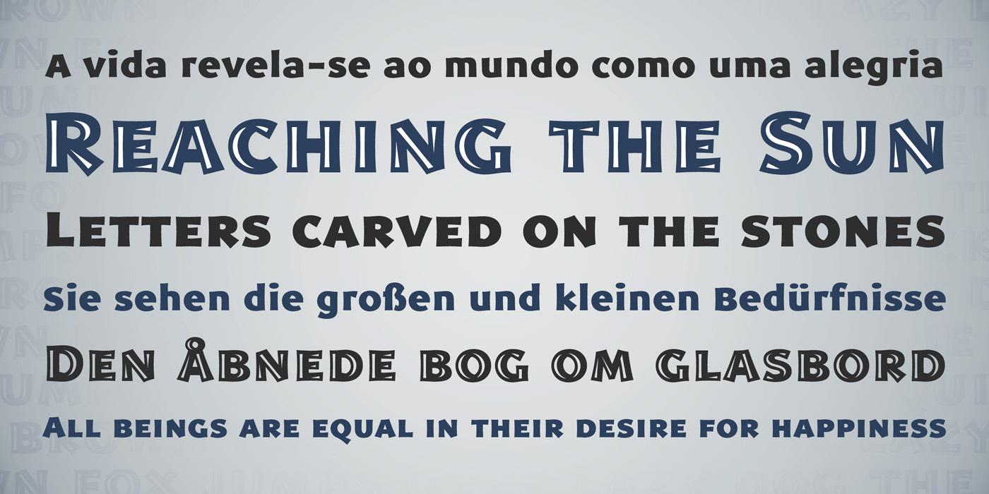 type design font type Typeface fonts family joy