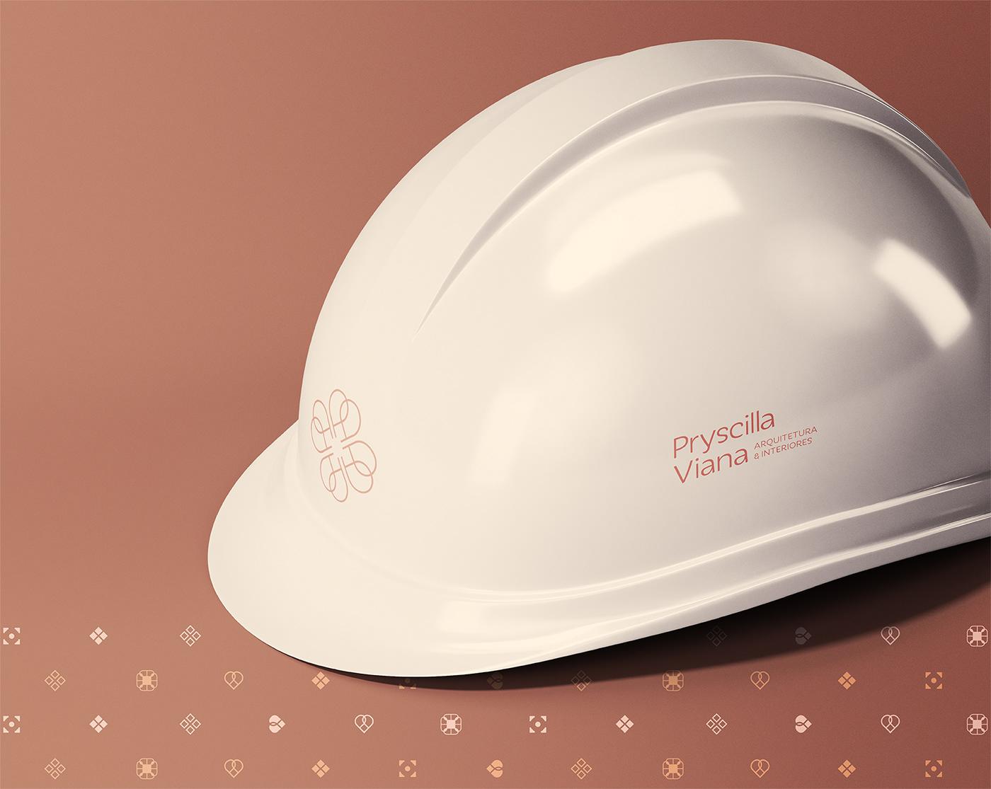 architecture graphic design  logo visual identity