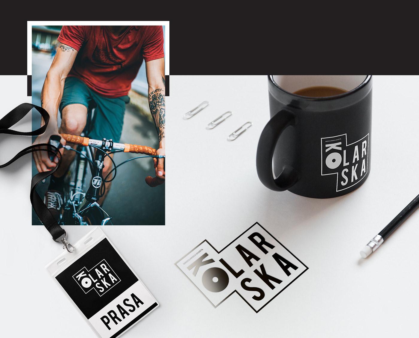 design logo Cycling race logotyp logodesign projekt logo logos brndv brandovo