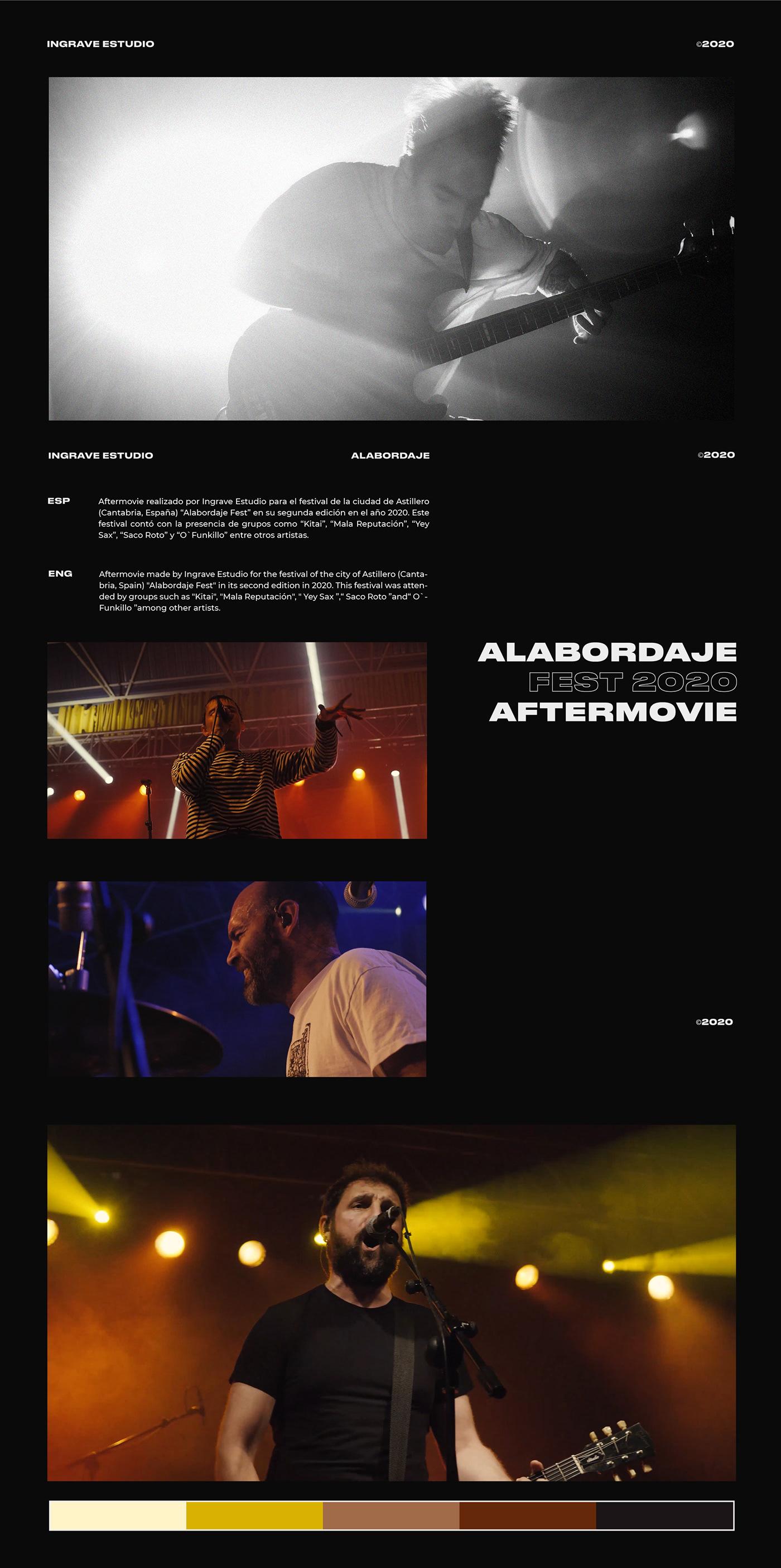 Aftermovie fest festival Filmmaker filmmaking music video reel video