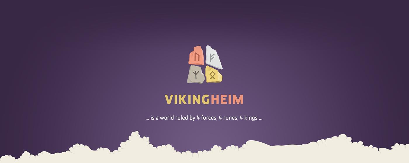 casino Character mythology Odin freyja Loki Thor game gambling online casino Website Bonus galitskydesign онлайн казино персонажи