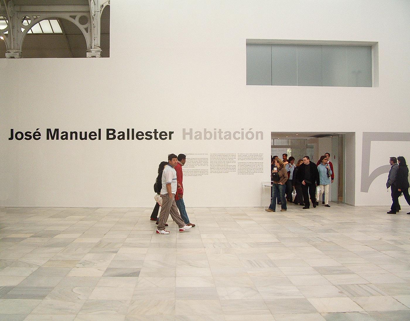 Jos manuel ballester habitaci n 523 on behance - Jose manuel ballester ...