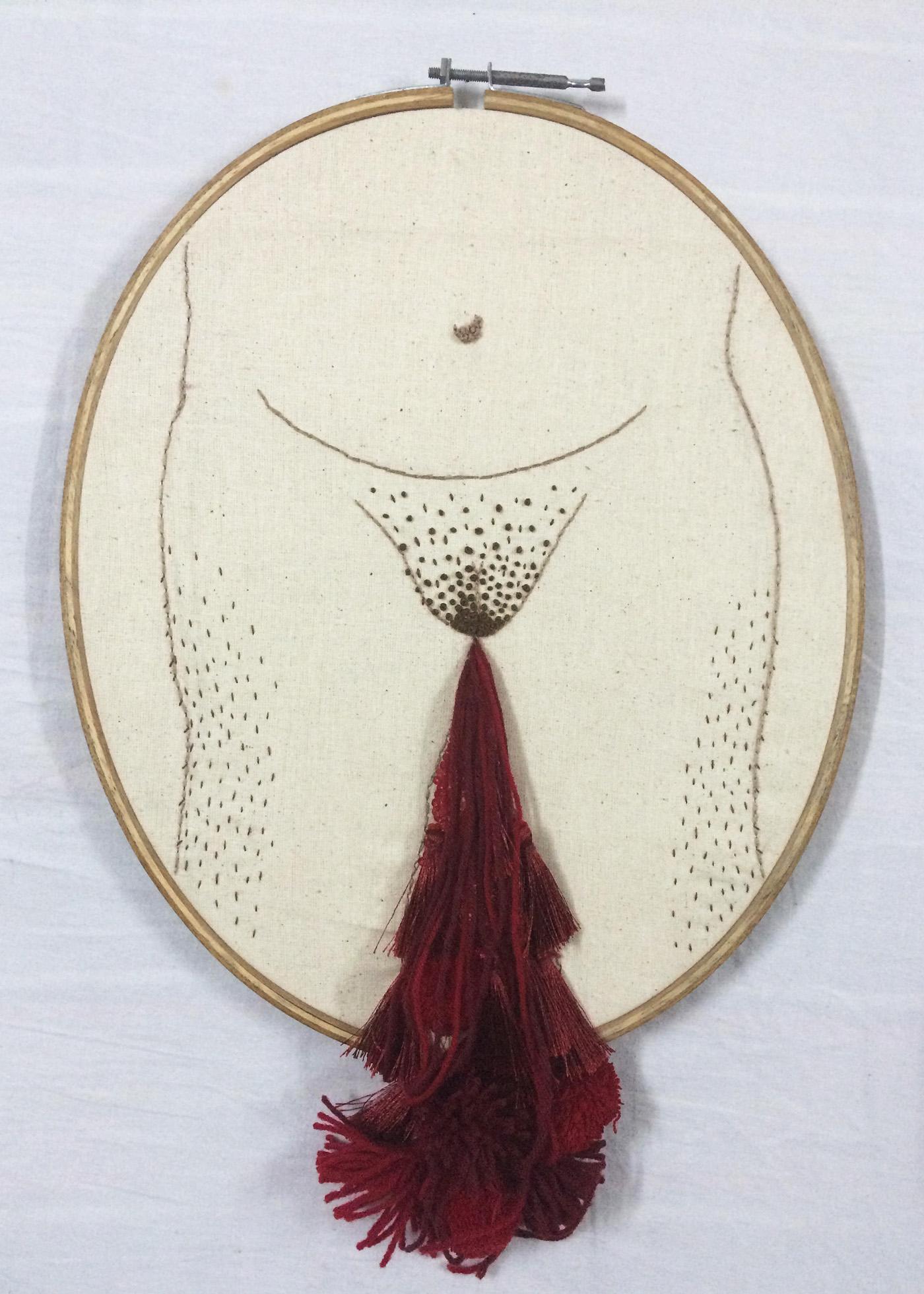 feminism female body Body Positivity normalize menstruation