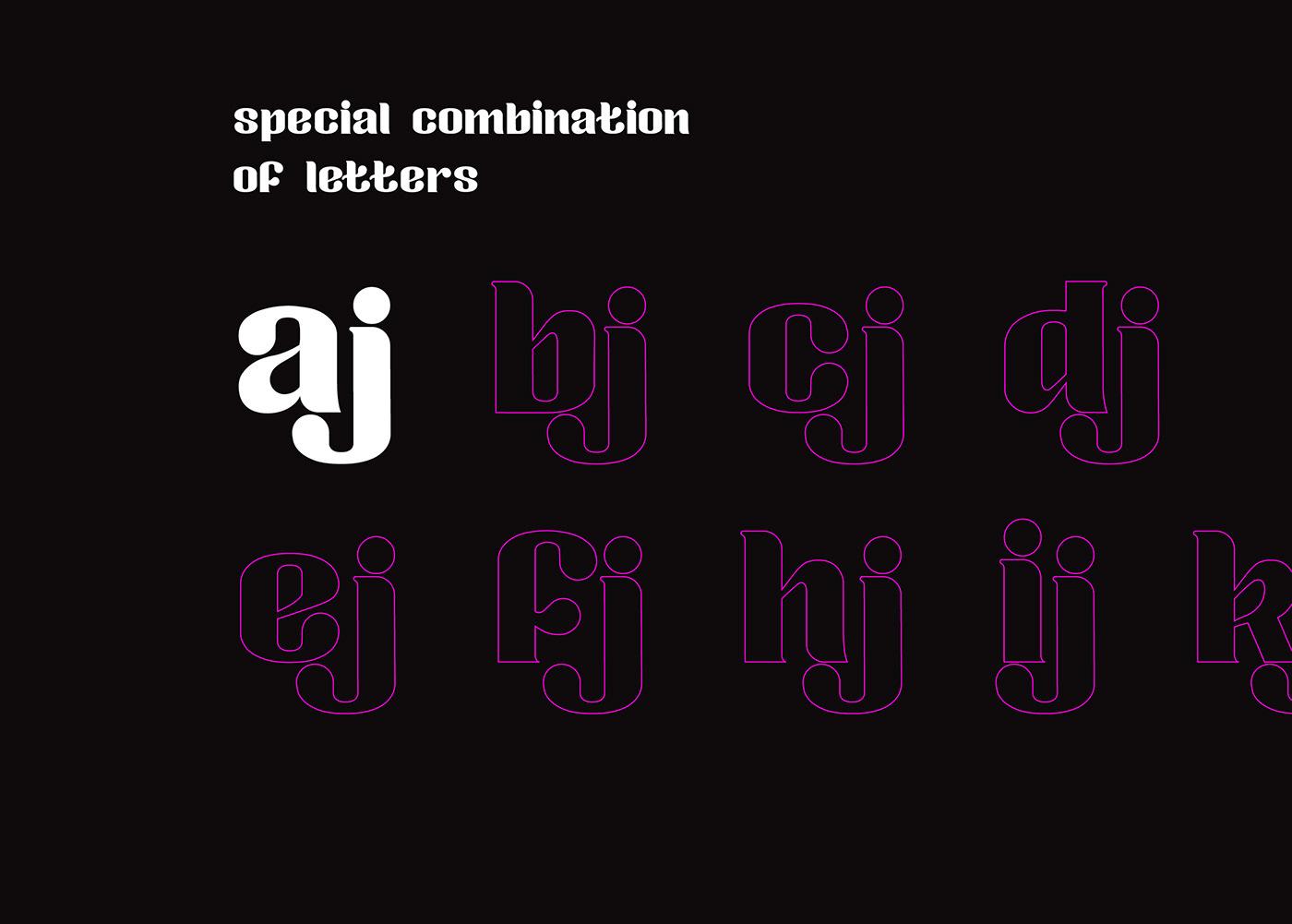 typography   tipografia fonte Zoika victor zanin letras font tipografia brasileira FONTE CLÁSSICA serifa