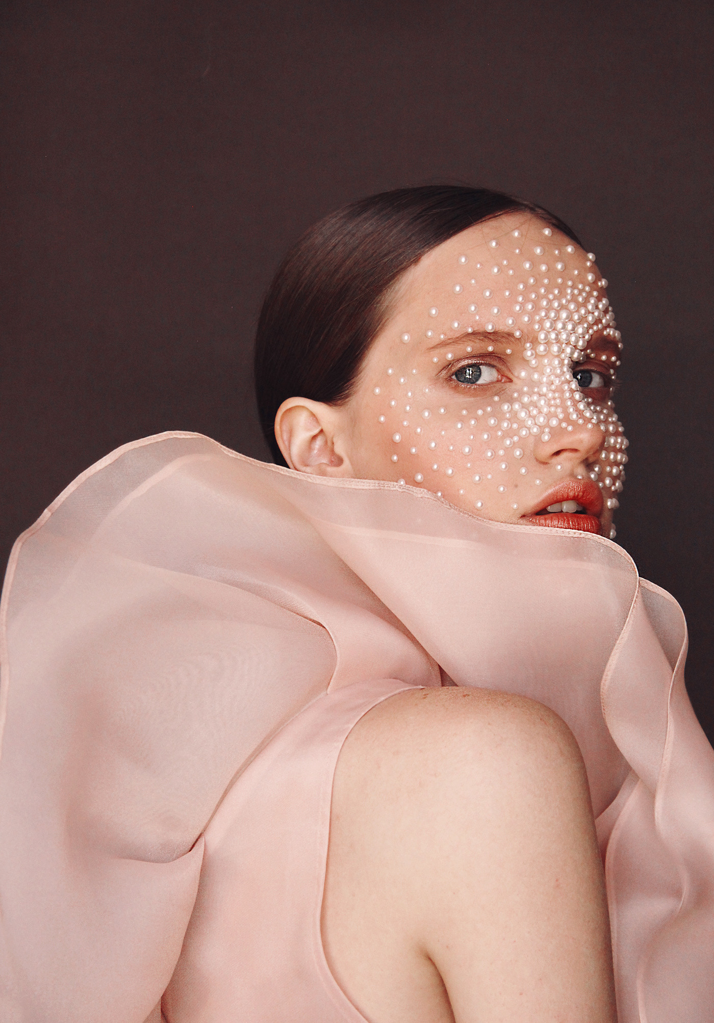 art Fashion  model Photography