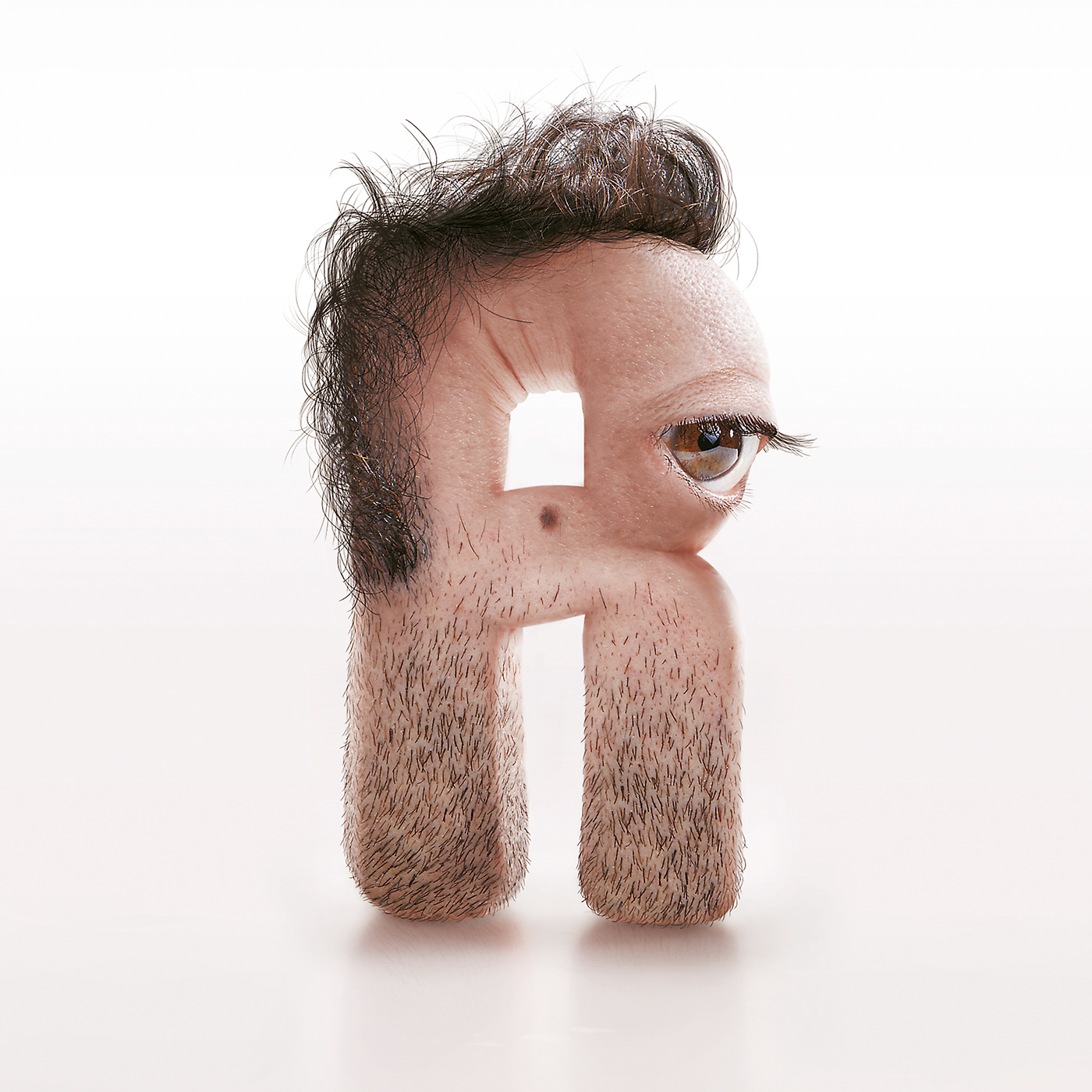 kerozen type skin Human type