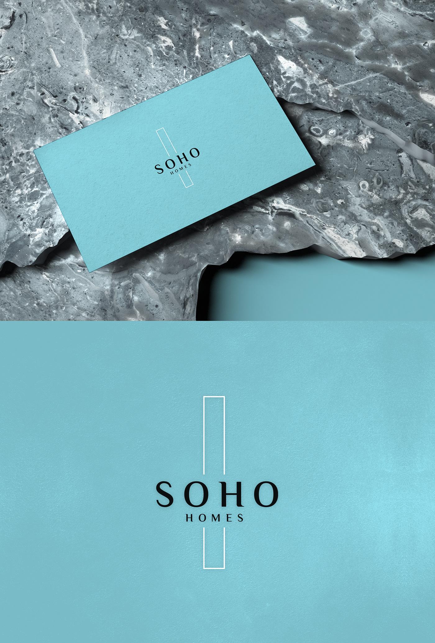 blue branddesign branding  logo logodesign