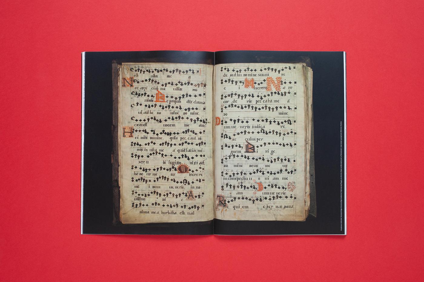 Image may contain: handwriting, wall and book