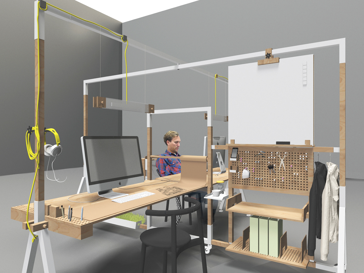 furniture office furniture desk Open office Startup Office workstation Workplace Design workplace Office