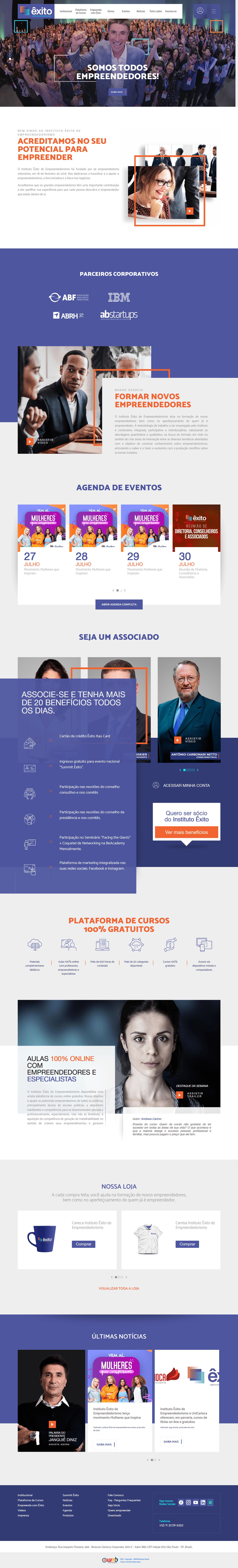 empreender empresa instituto site