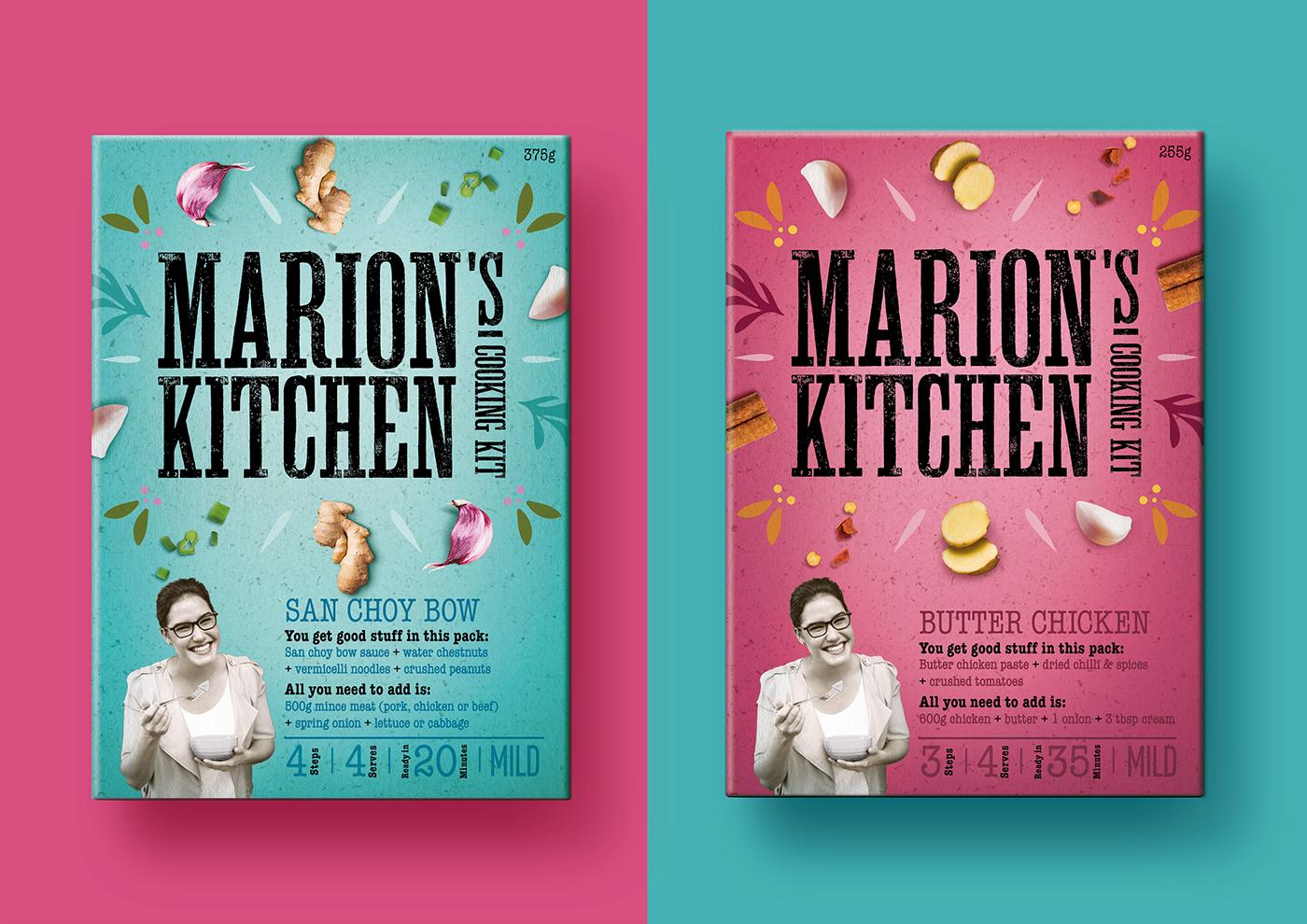 Marion\'s Kitchen on Behance