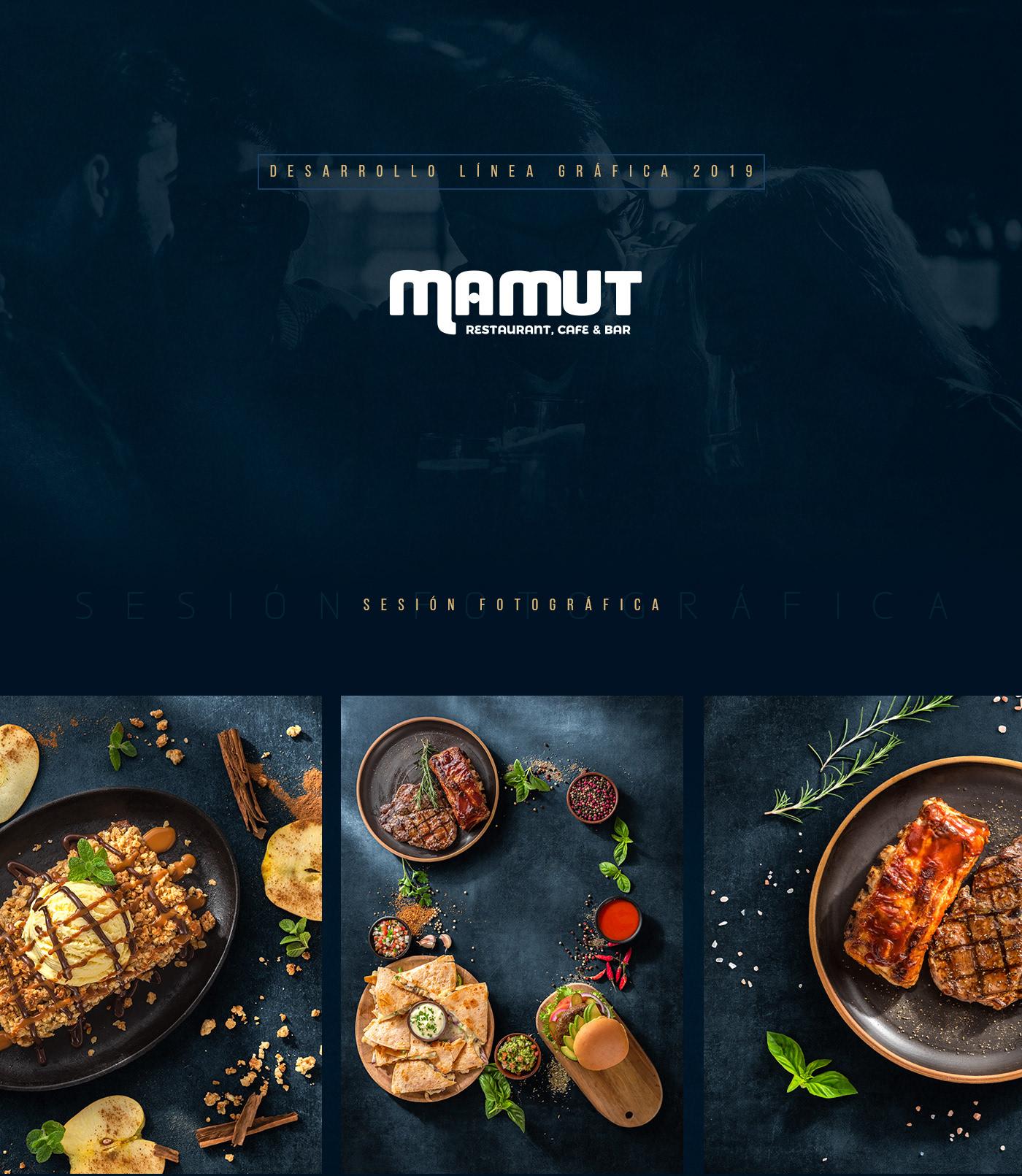 有創意感的42個菜單封面欣賞