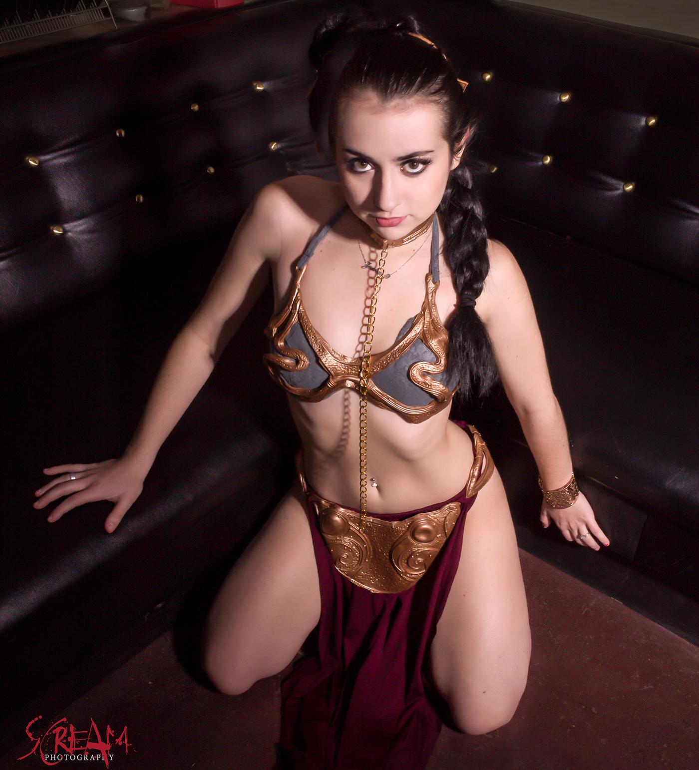 Slave Leia Porno 107
