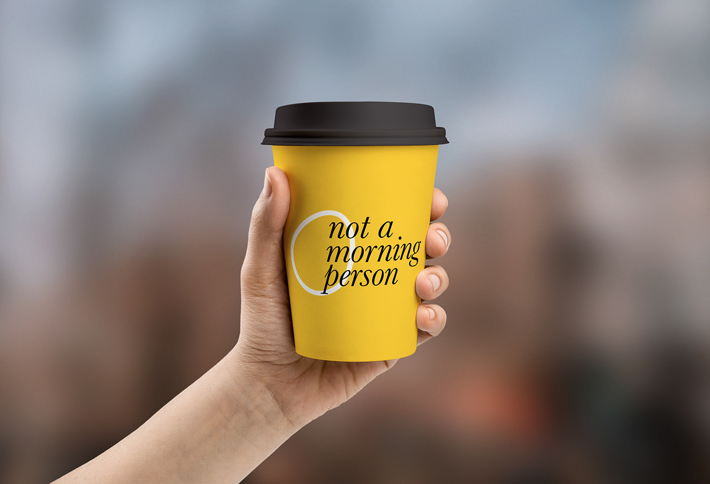 Image may contain: cup, indoor and yellow