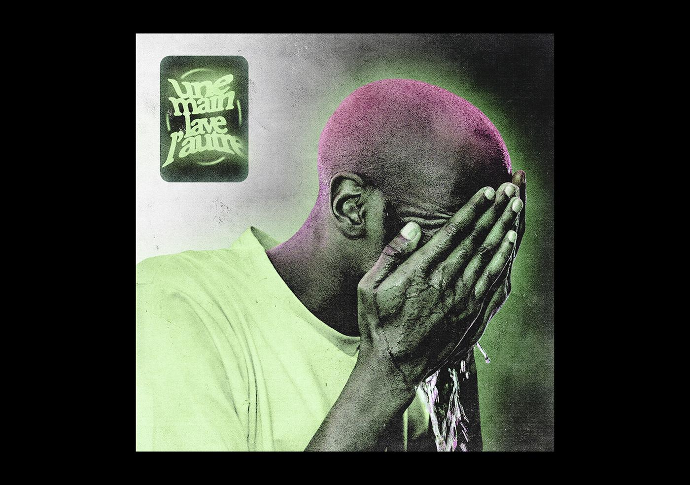 cd cover vinyl art direction  CD cover Cover Art digital design graphic design  music album Music Packaging