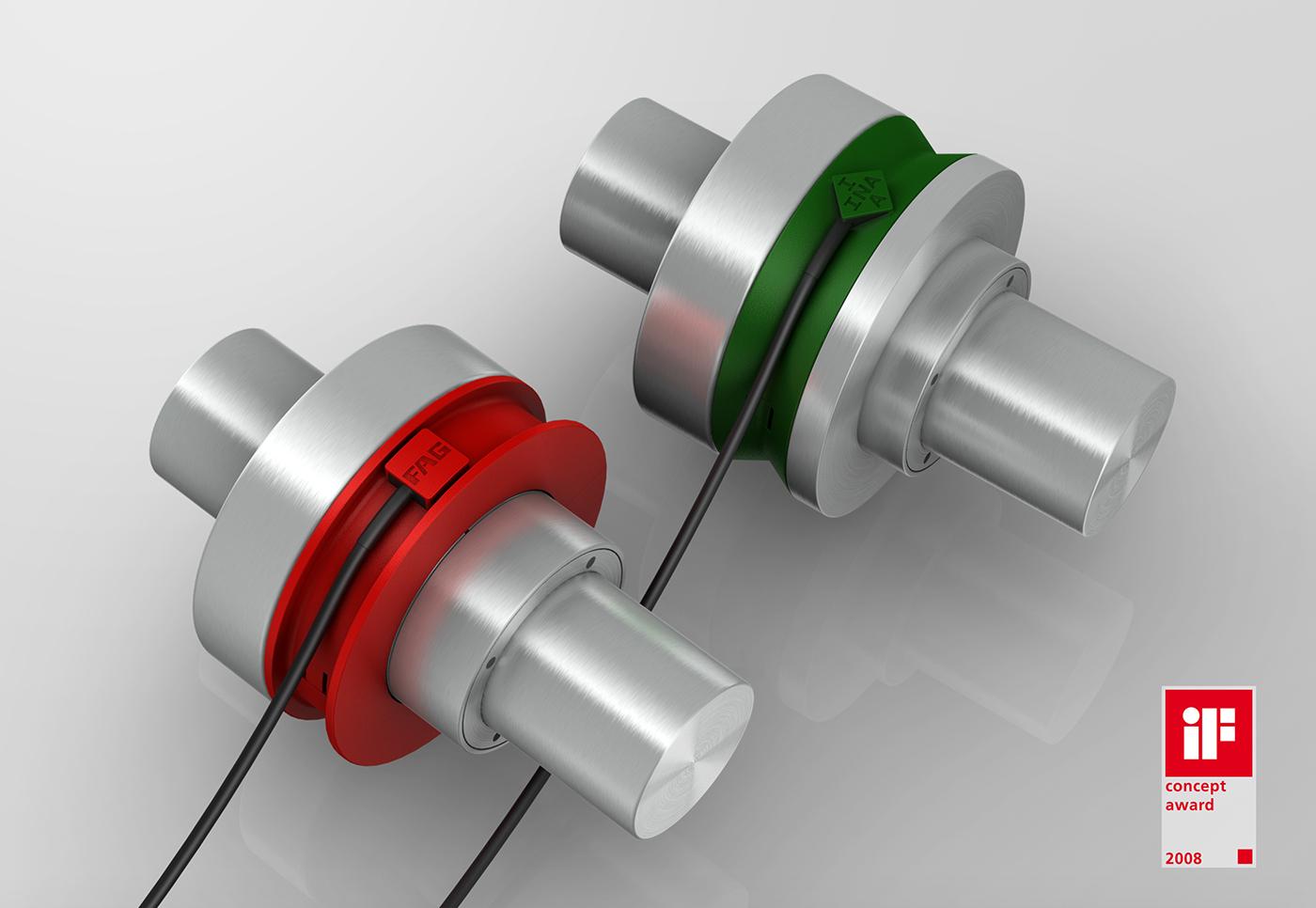 sensor construction kit modular Measuring rolling bearing