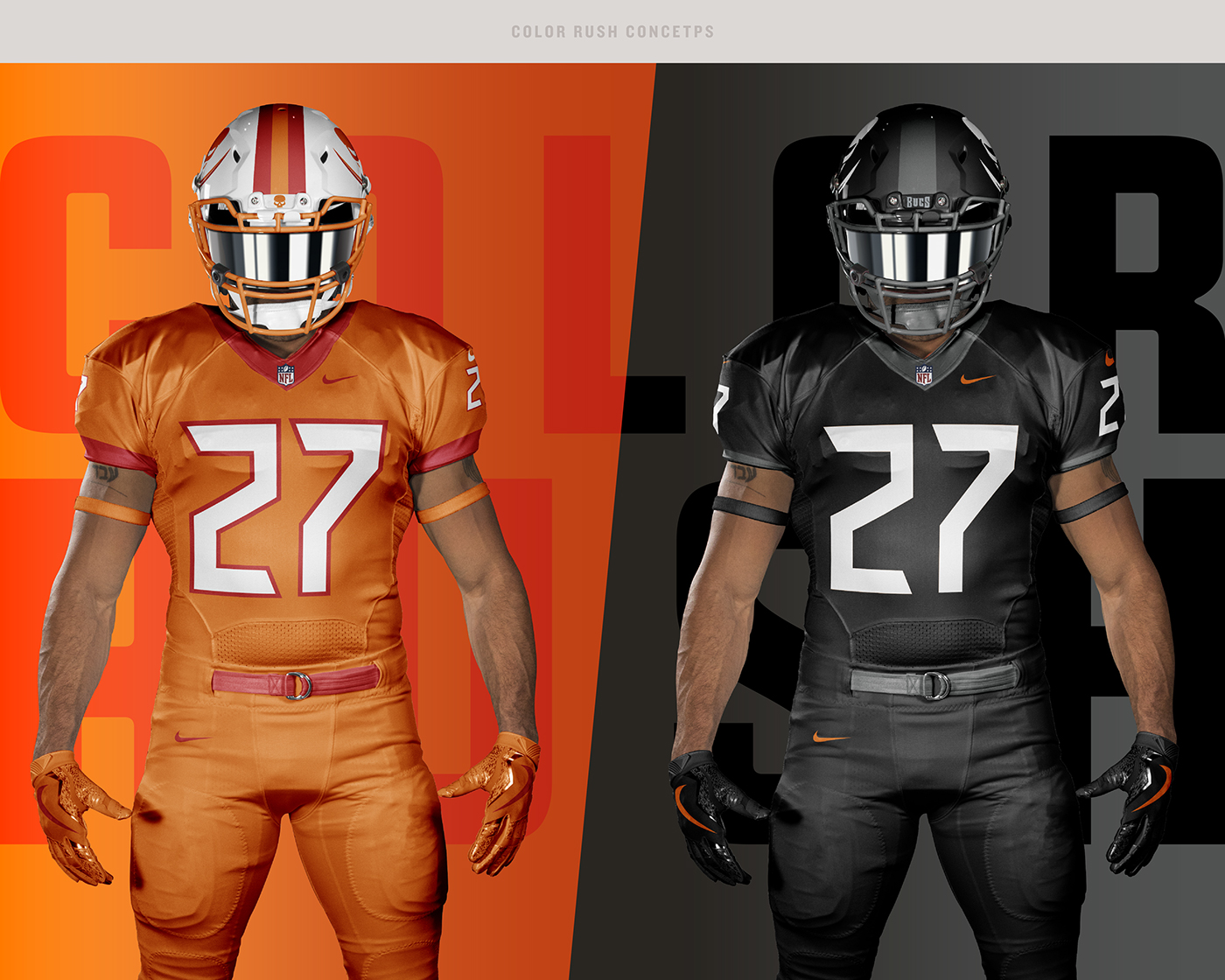 Tampa Bay Buccaneers Rebrand on Behance a2ad0281a
