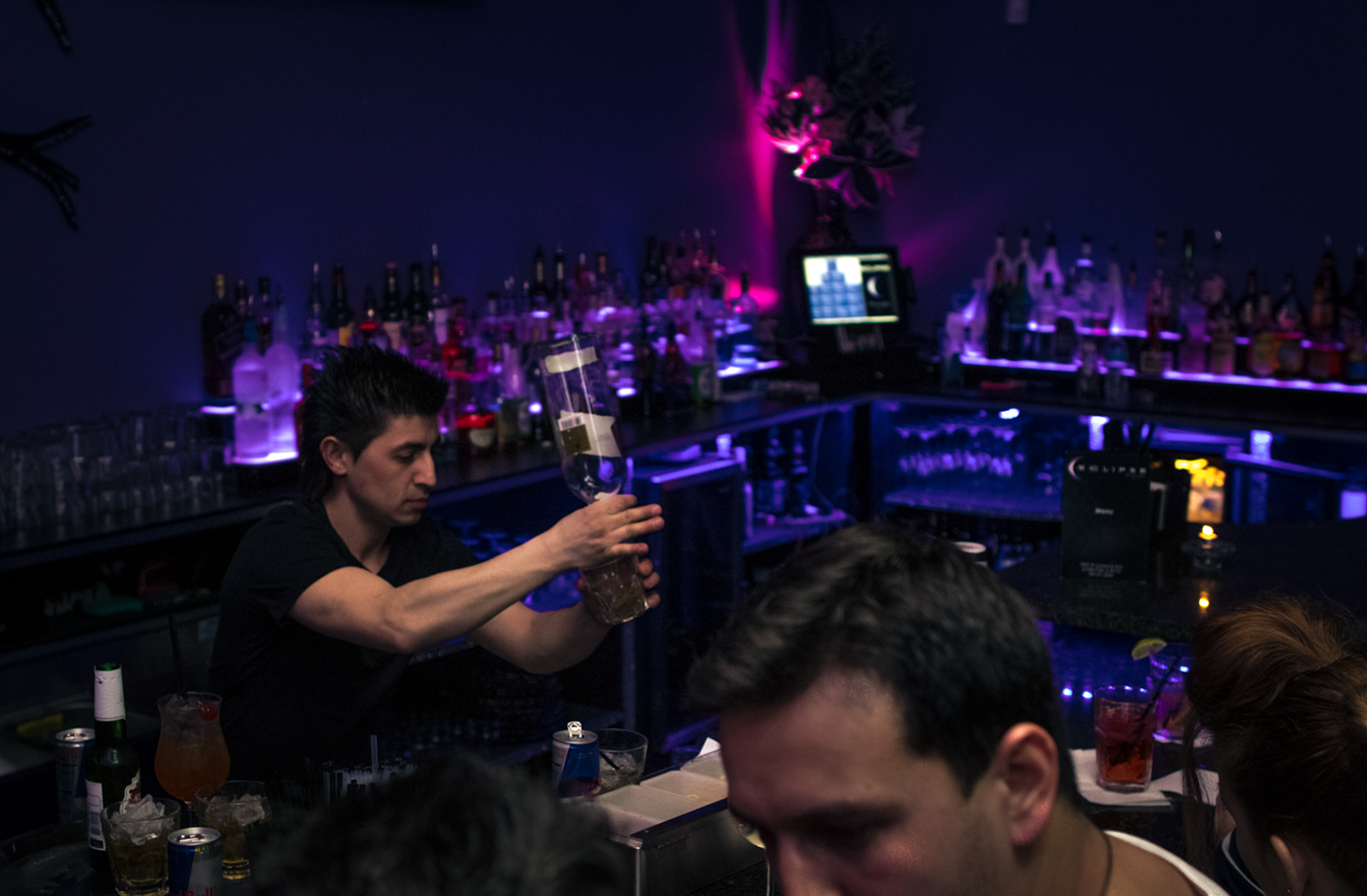 eclipse lounge Nightlife bar club alcohol party schiller park