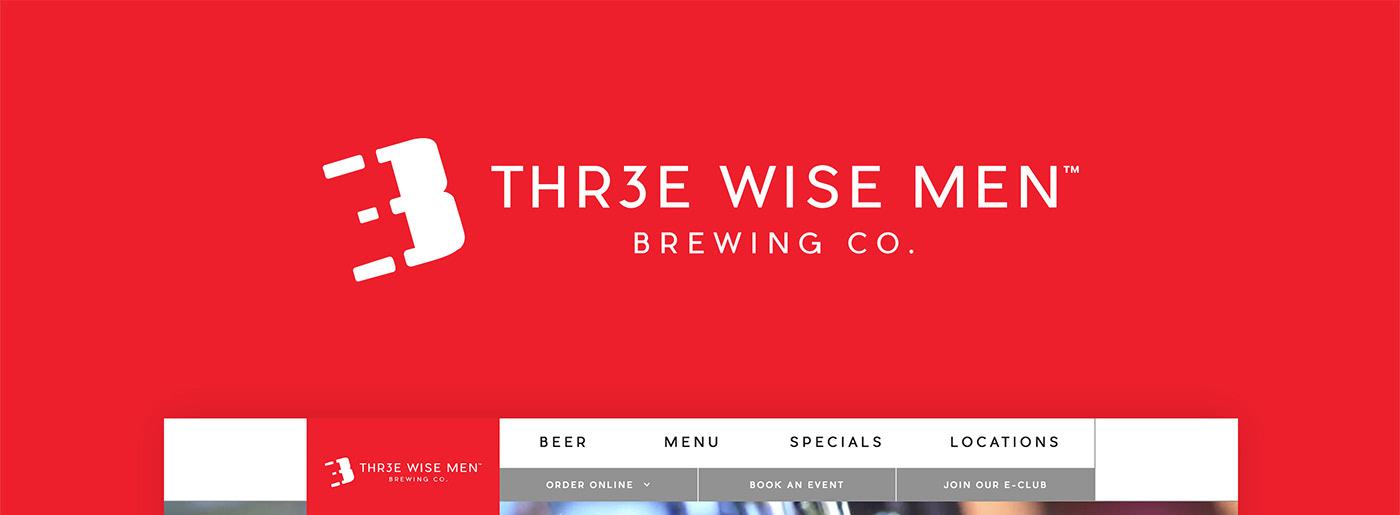 brewery beer restaurant Website ui design Webflow cms craft beer Pizza indiana