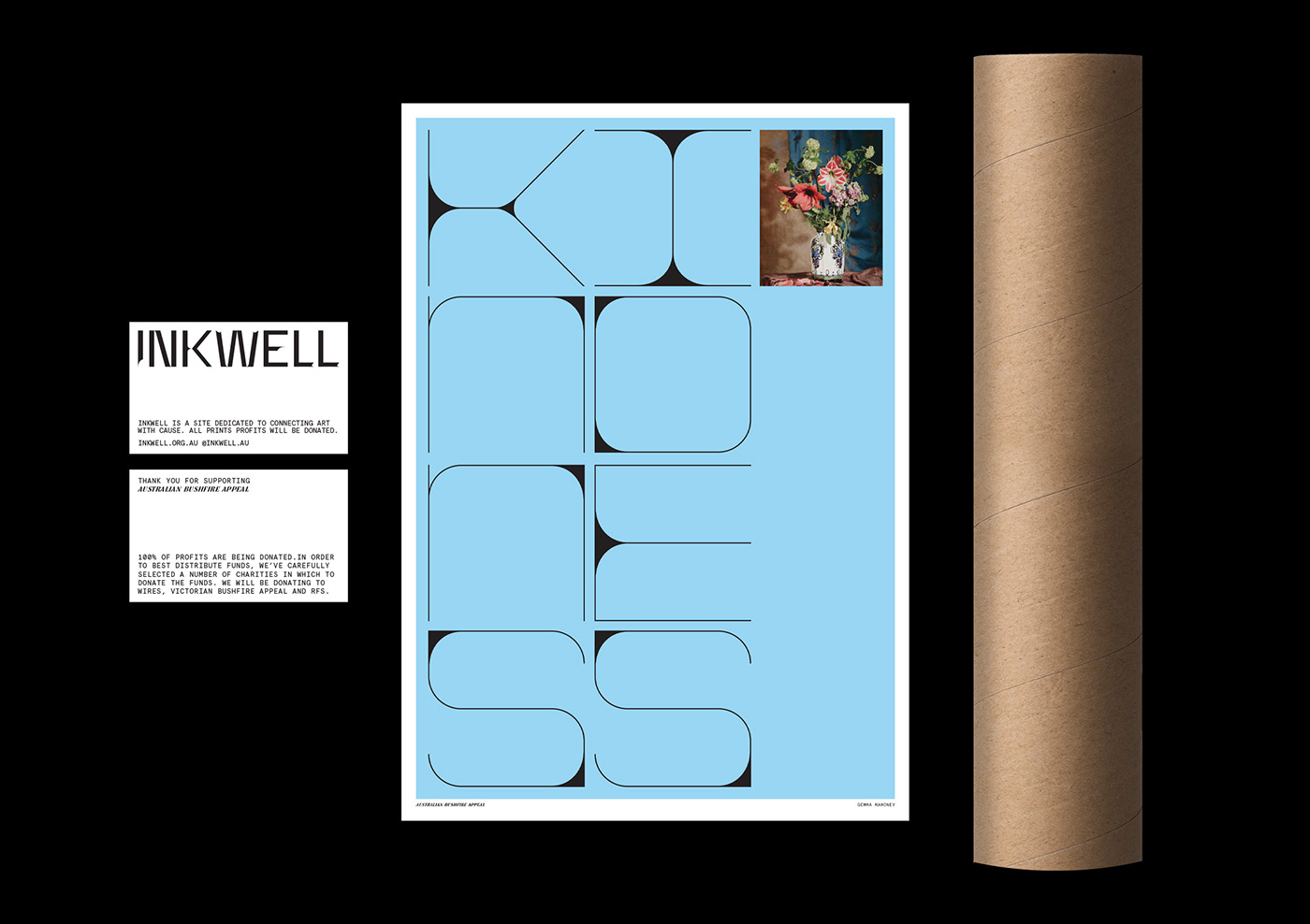 design graphicdesign branding  brandidentity fundraiser typography   Layout