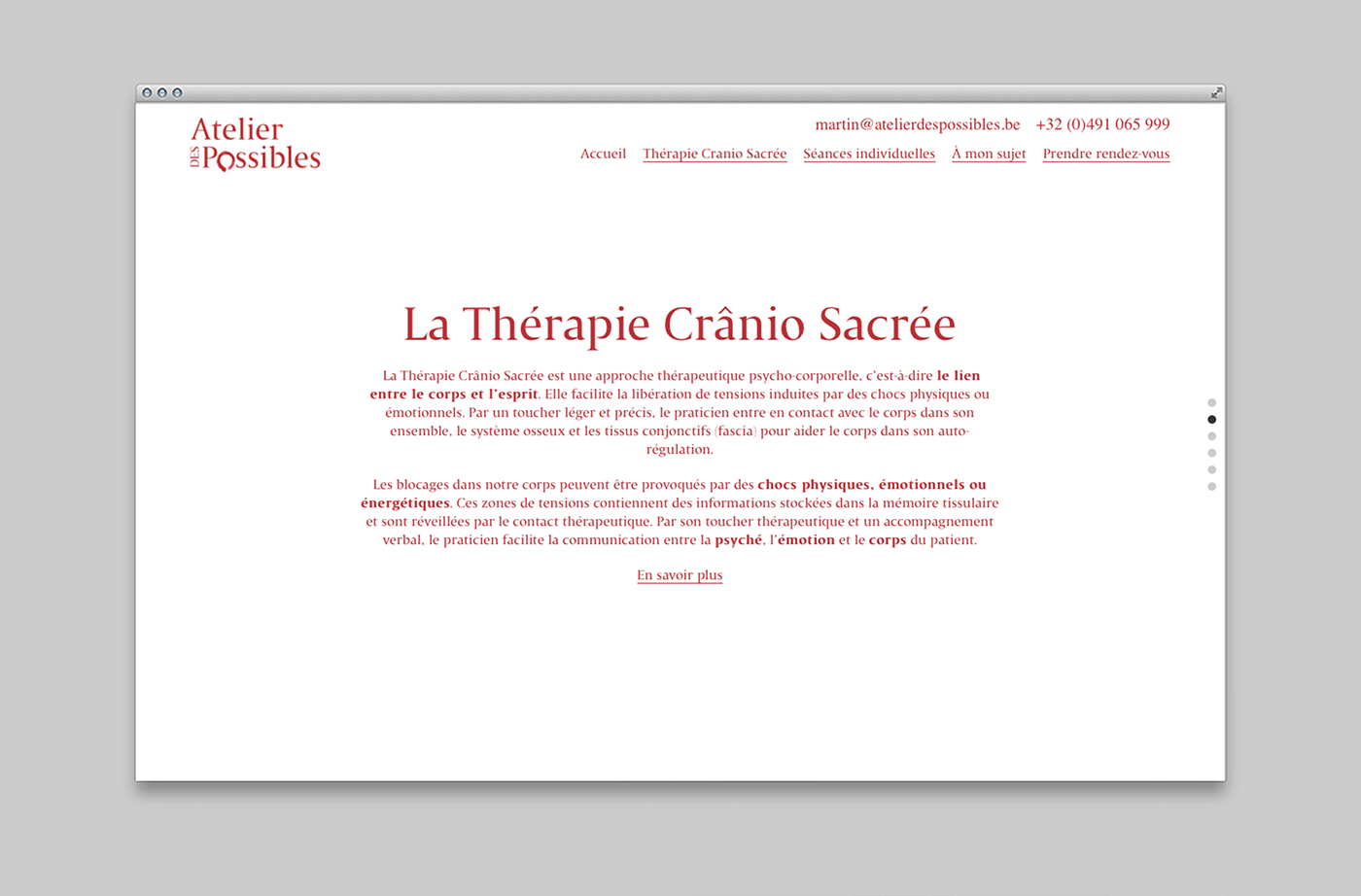 therapy Health carniosacral AtelierDesPossibles hand byhand