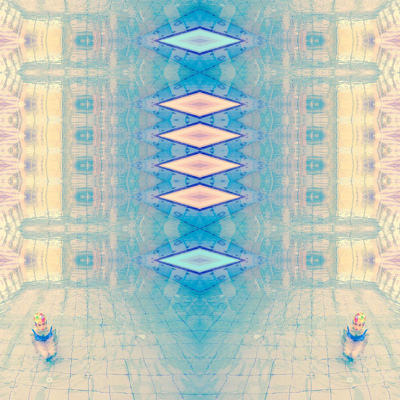 arte colors design FINEART Geometrical Minimalism niche oriental perpective surreal
