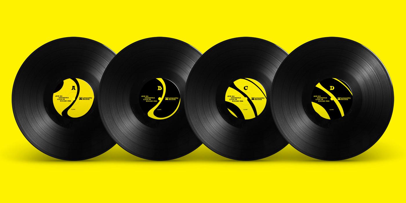 SunRa Sun Packaging arkestra UVMW walesiak lanqudity Records