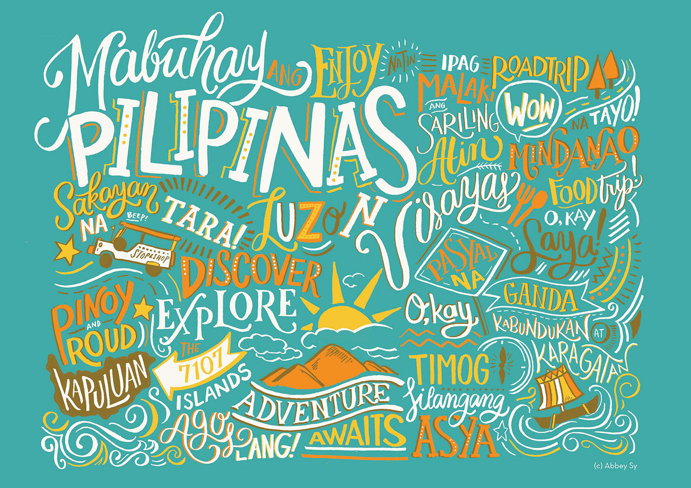 Havaianas Filipinas 2015 on Behance