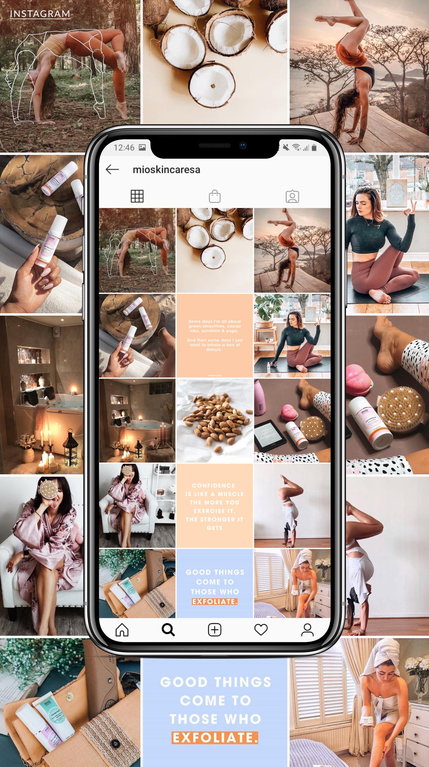 branding  content creation facebook instagram marketing   social media
