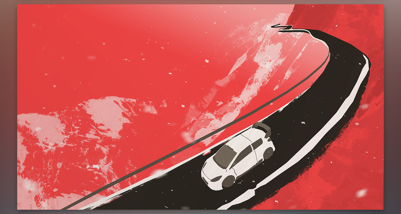 Dirt Rally rally Cars Codemasters videogame ILLUSTRATION