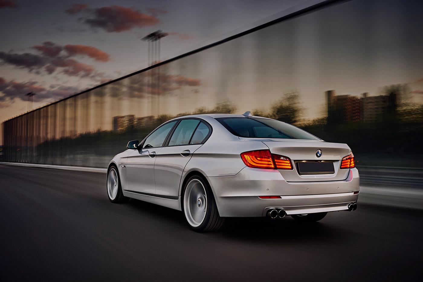 dmitry zhuravlev Photography  automotive   BMW f10