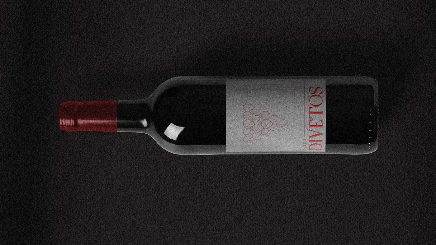 brand identity branding  Drink Label Logotype Packaging wine brand identity wine label wine logotype wine package Wine Packaging