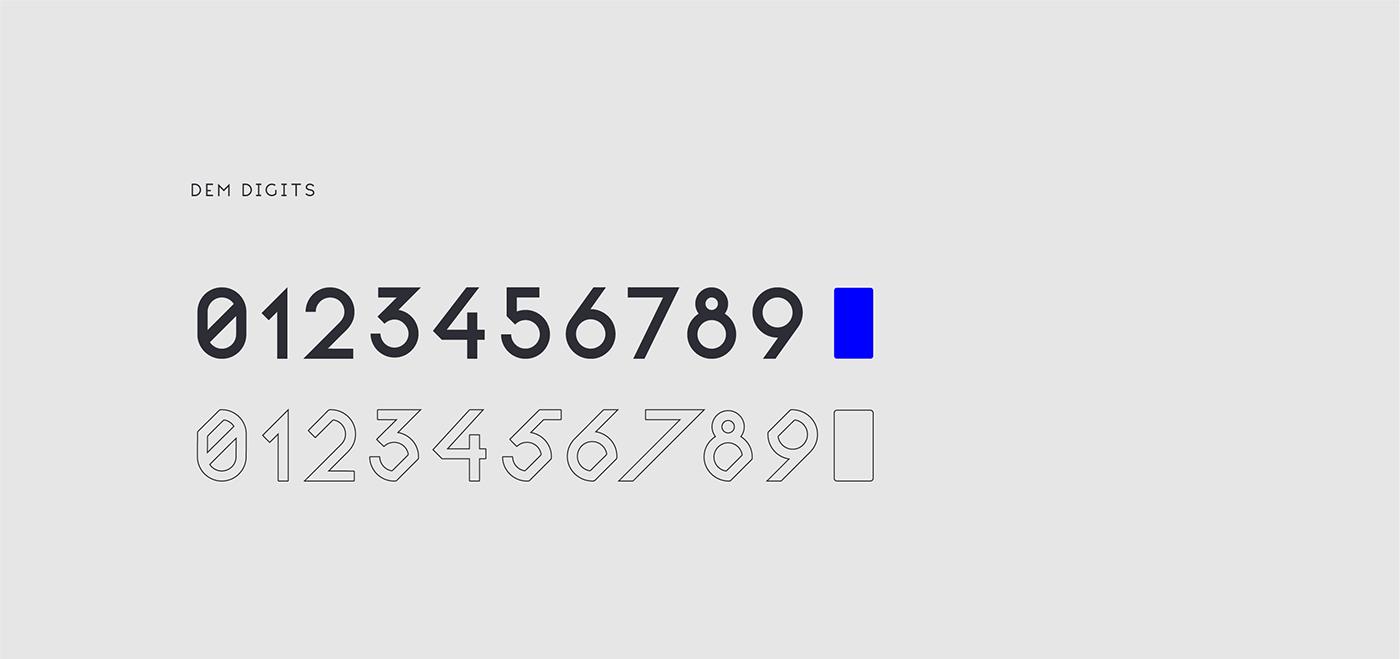 Typeface font visual design graphic design  motion design branding  art direction  editorial design