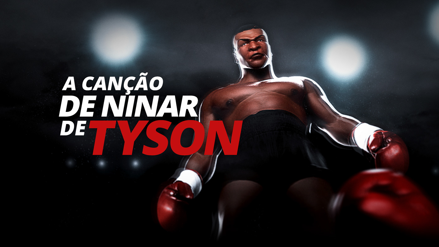 Boxe Esporte fight GE.GLOBO globo esporte luta Mike Tyson