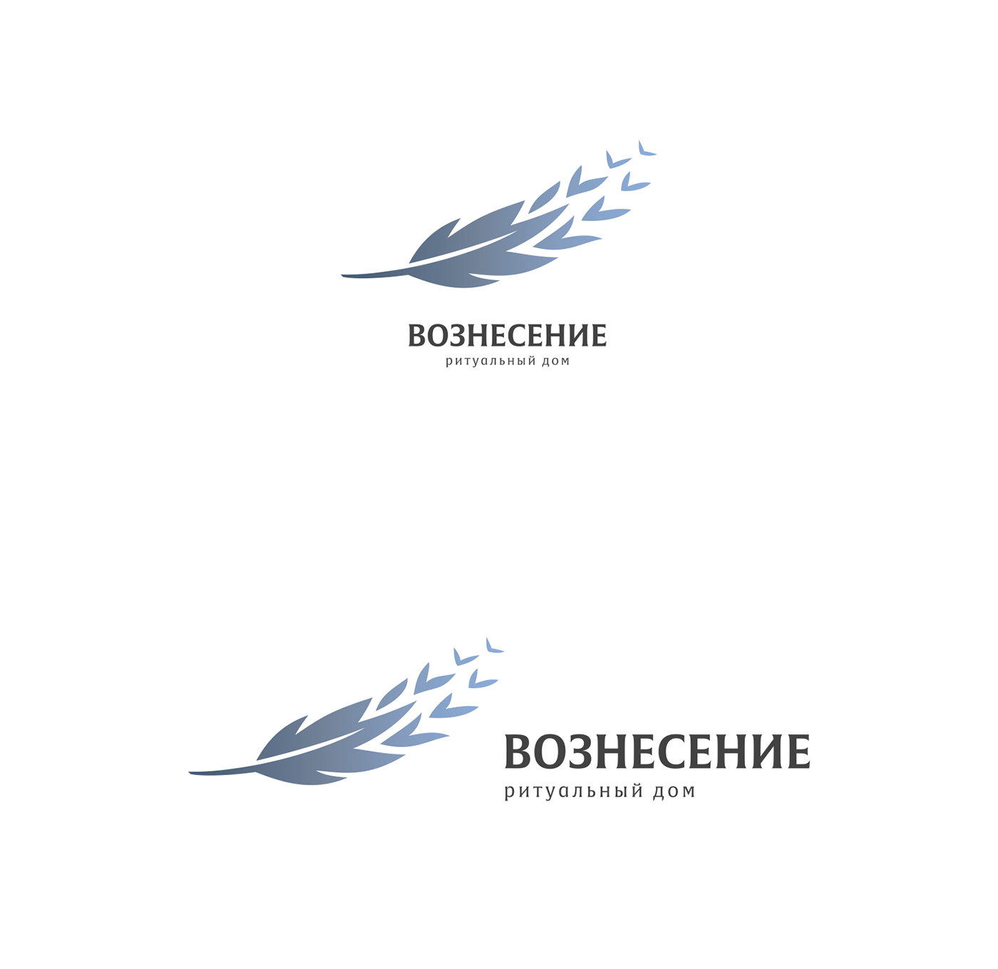 logo,funeral,feather,birds,identity
