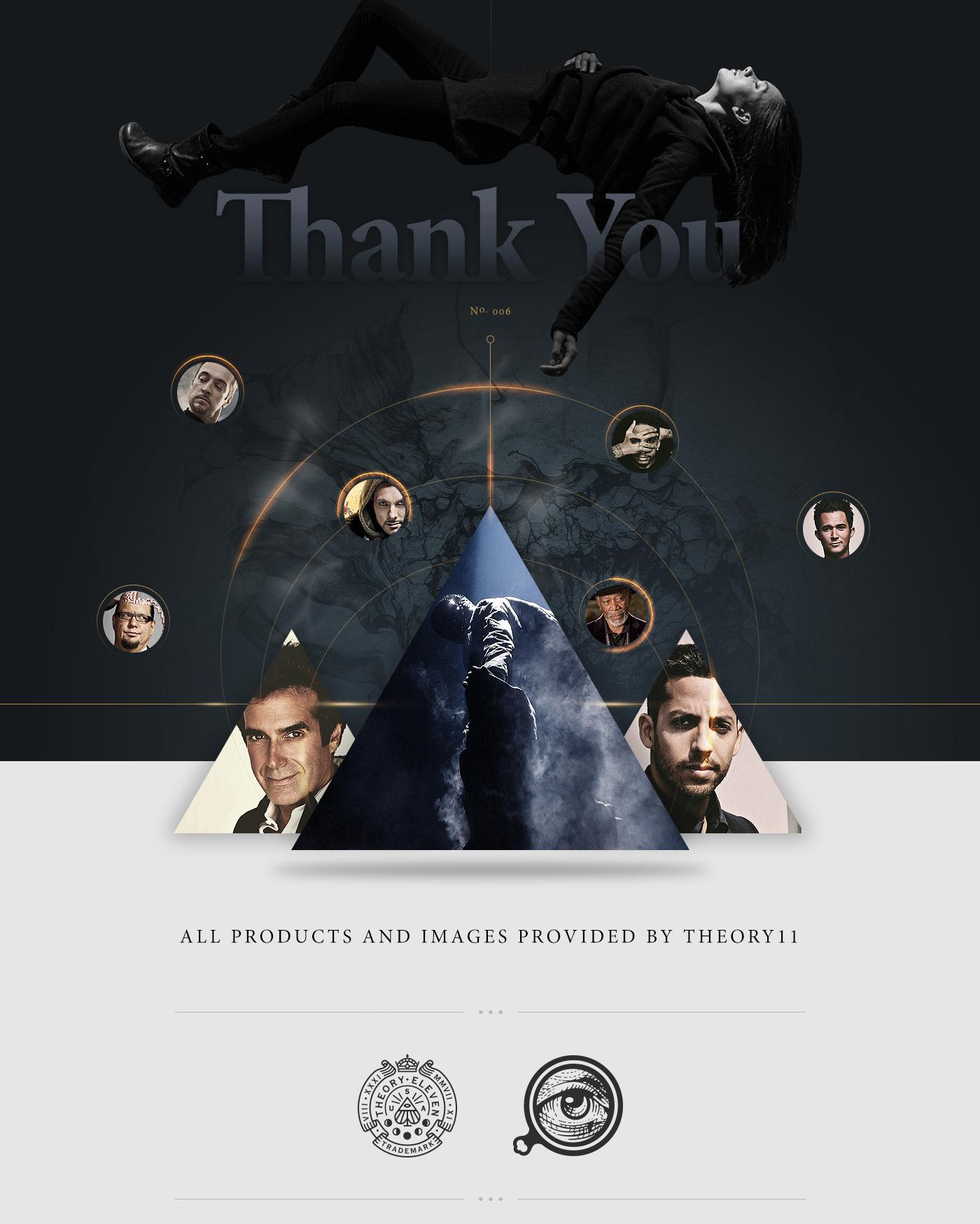 Web ux UI Website homepage Responsive design site Magic   dark texture black