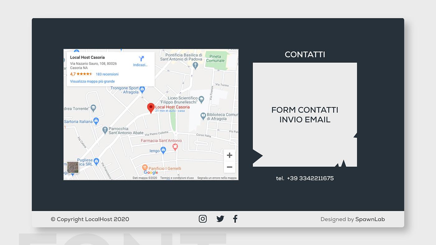 bar casoria design esports localhost spawnlab Web