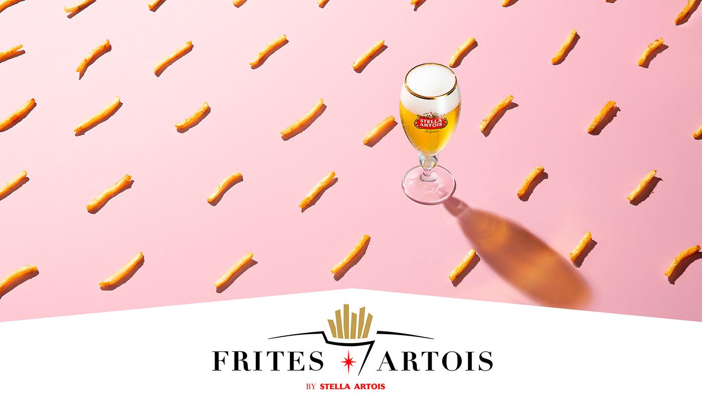 abinbev Bavaria beer bogota cerveza Food  FRITES ARTOIS restaurant Stella Artois gastronomy