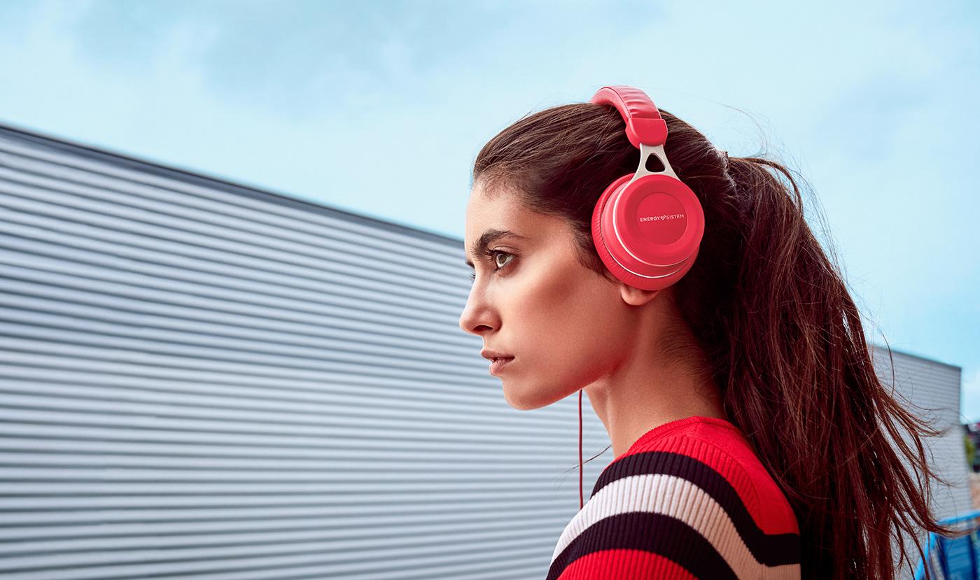 headphones color photo product photoshop capture one Canon