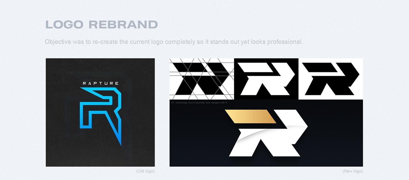 animated overlay esport banner Esport design Esport rebrand esports identity Logo Design rebrand 2021 Twitch Overlay twitter header
