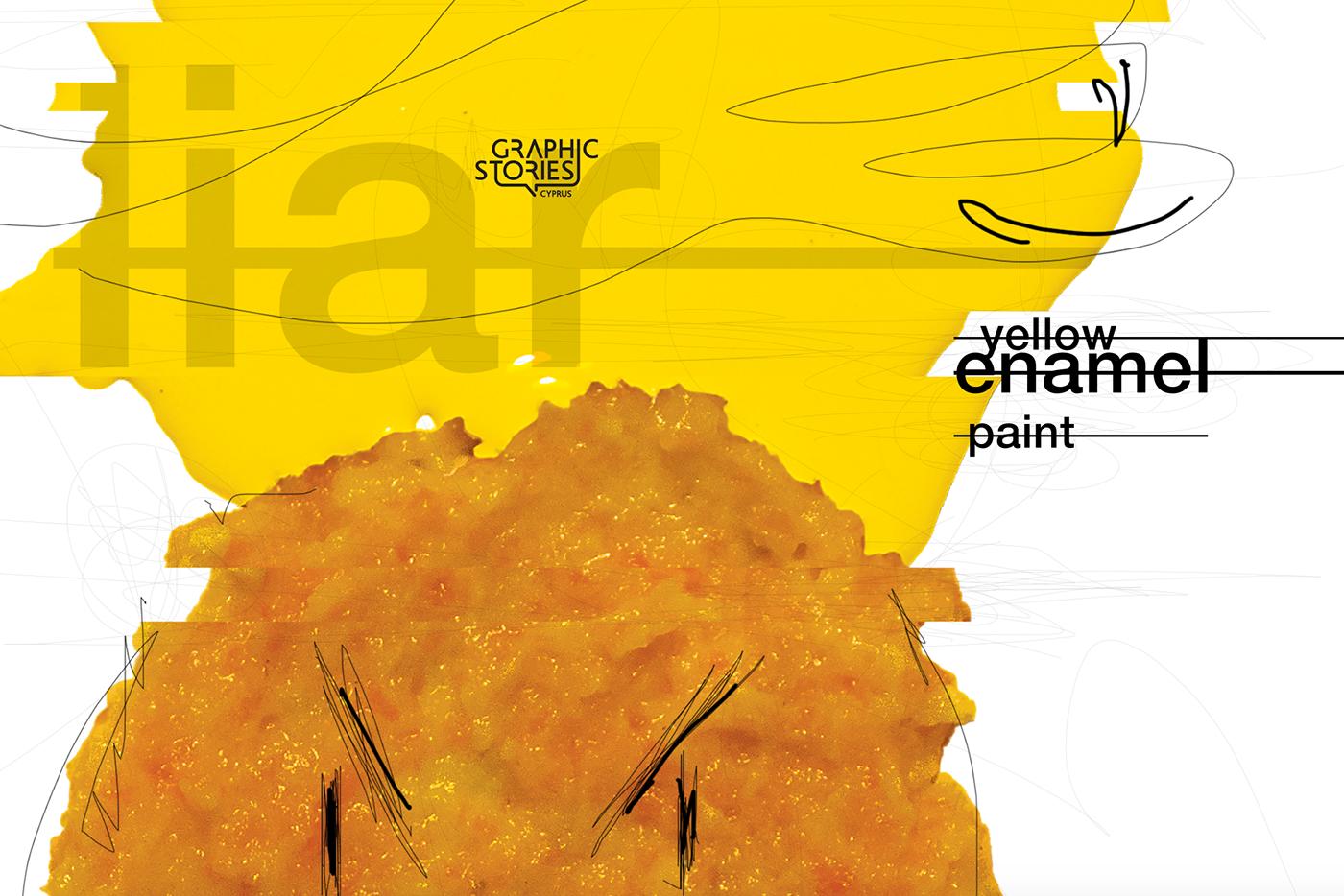 Graphic Stories Cyprus Francesco Mazzenga poster design Poster Design Exhibition  Trump David Carson